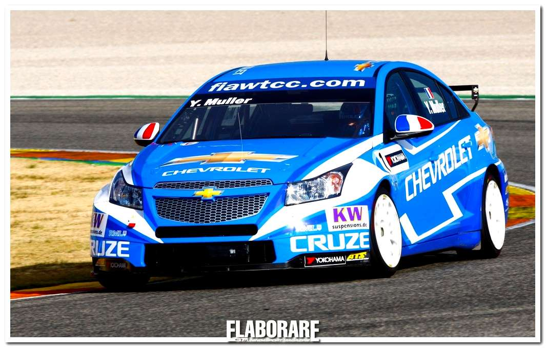 Photo of Le Cruze pronte per il WTCC 2012