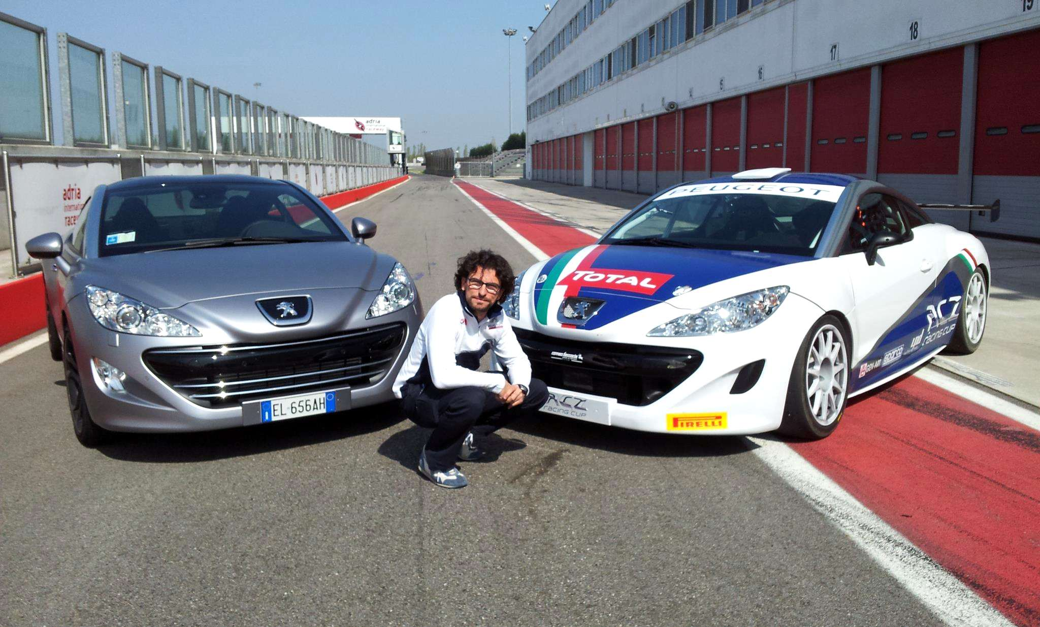 Photo of Peugeot RCZ Racing Cup