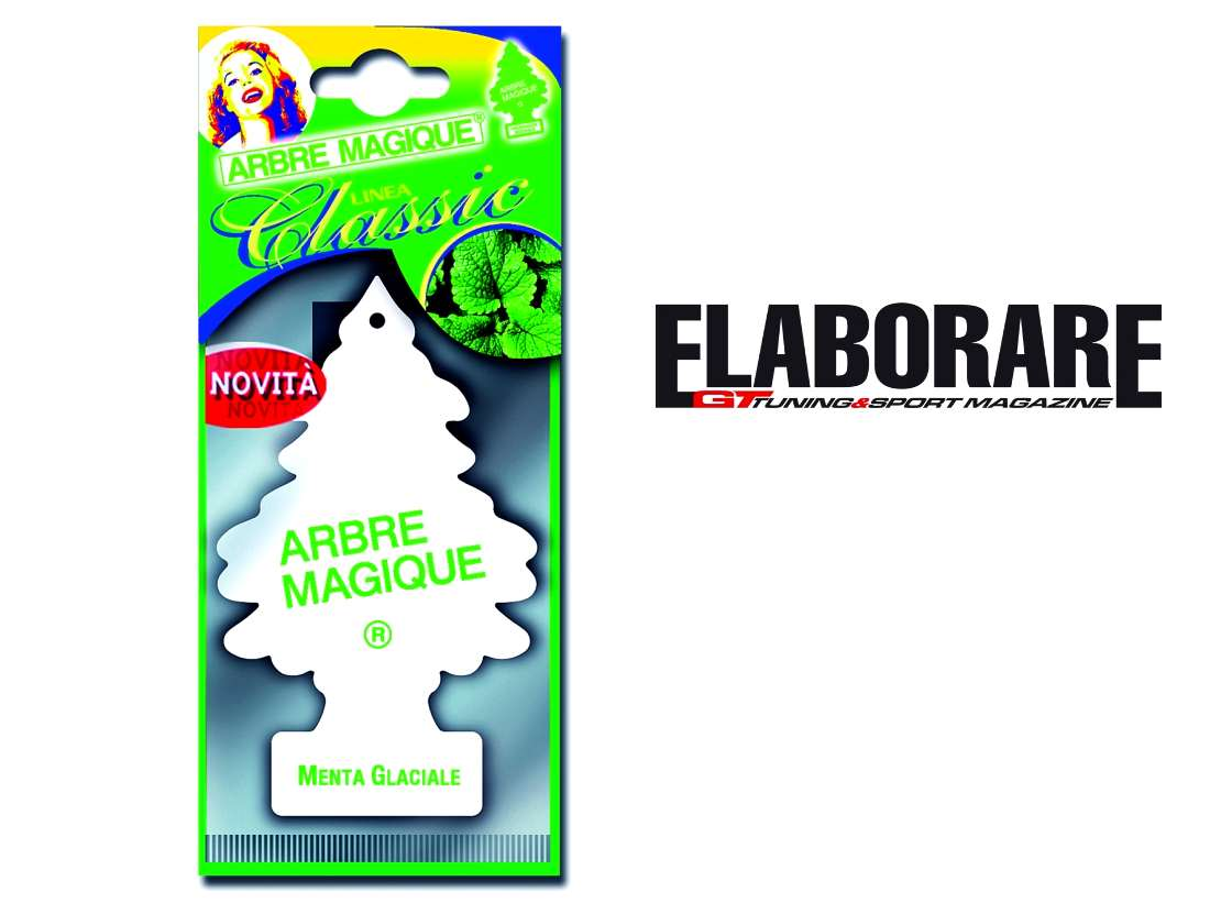 Photo of Arbre Magique®  Menta Glaciale