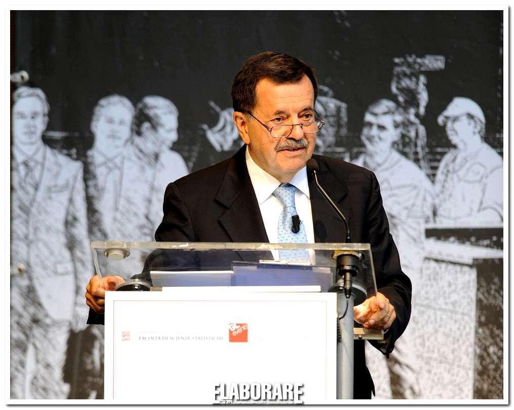 Gian Primo Quagliano Presidente Centro Studi Promotor GL events