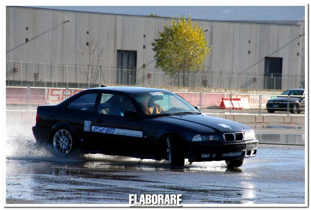 Photo of Track day e stage di drifting all'ISAM