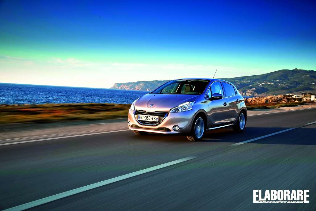 Photo of Peugeot 208 su Elaborare di aprile