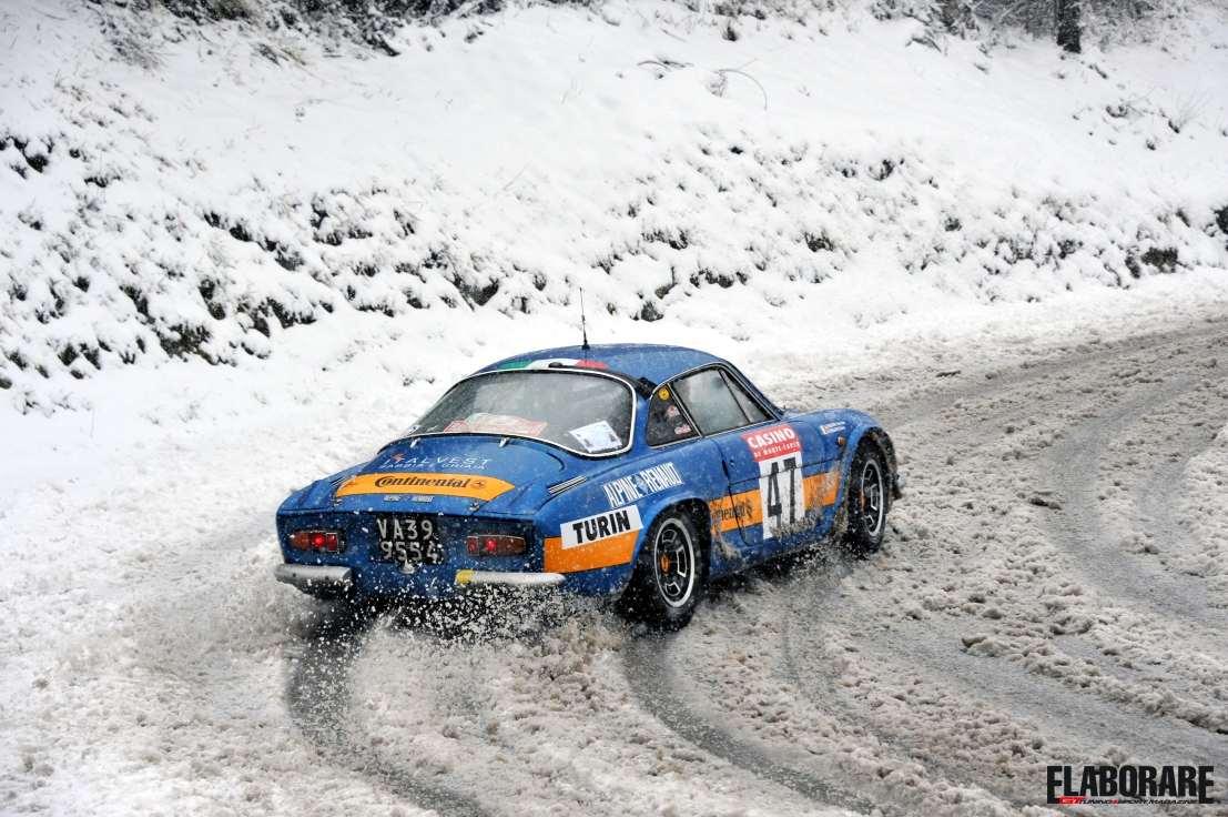 Photo of Rally MonteCarlo Storico su Elaborare di aprile