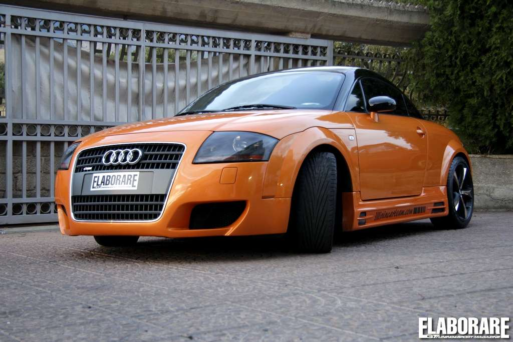 Photo of Audi TT elaborazione 180 CV