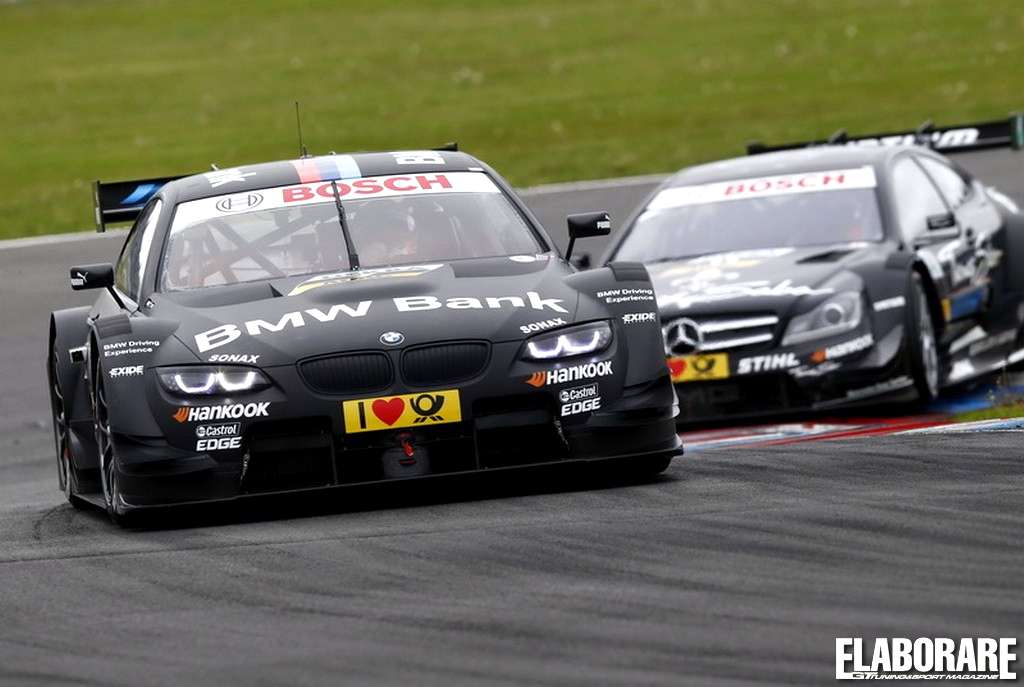 Photo of DTM Lausitzring: BMW davanti a tutti