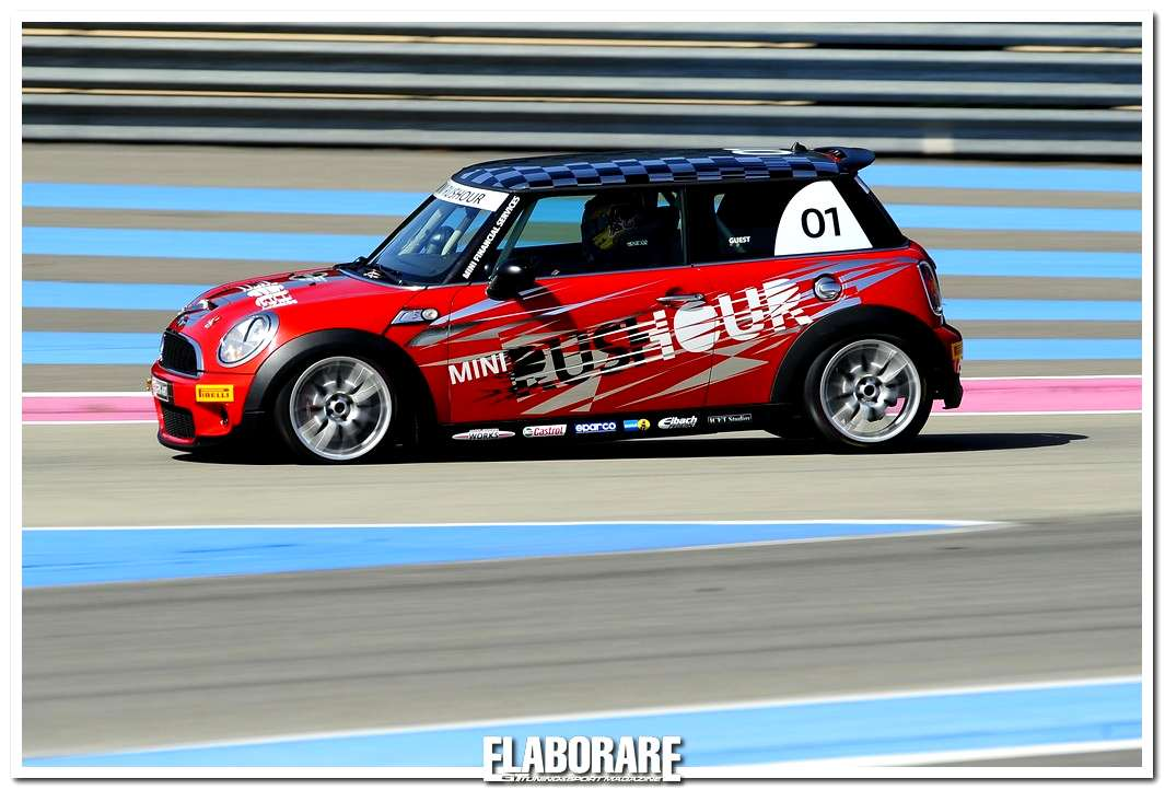 Photo of Mini vincente con assetto racing Eibach Bilstein