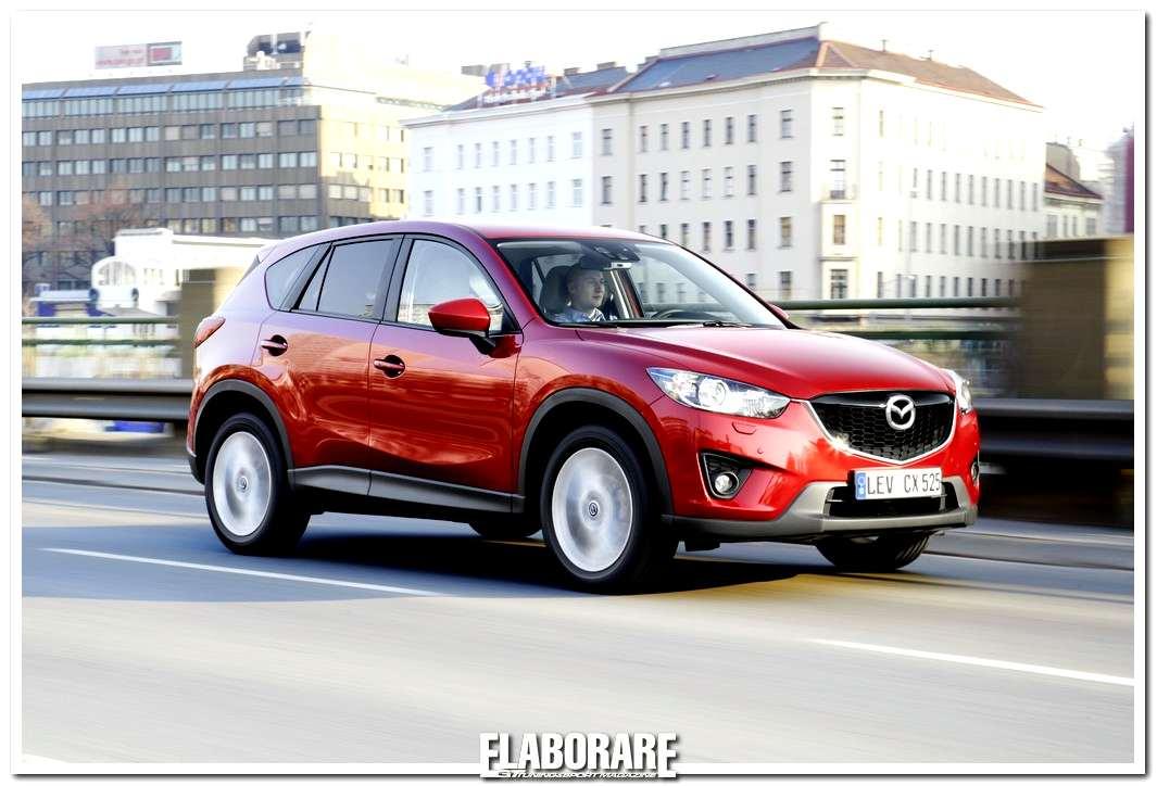Photo of Nuovo Mazda CX-5