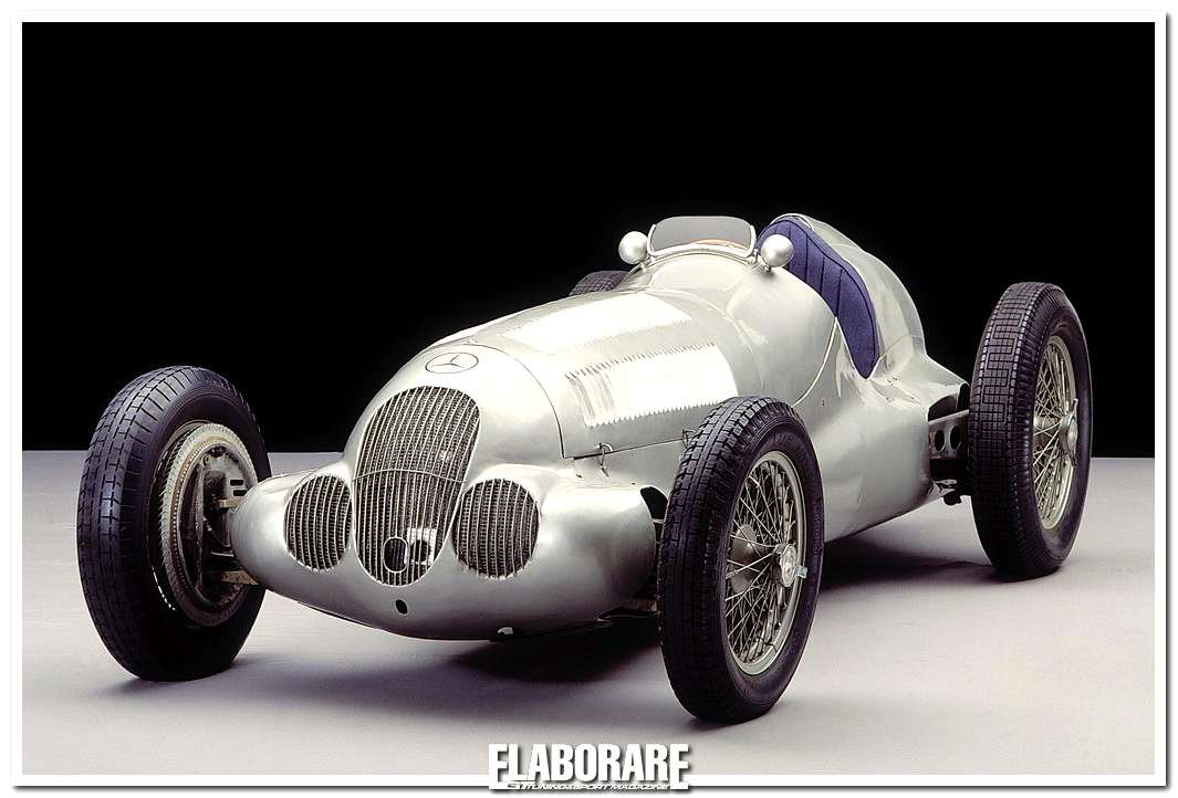 Mercedes-Benz W 125 originale del 1937