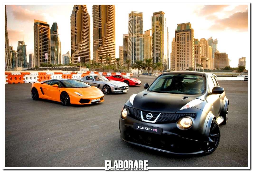 Photo of Nissan Juke-R limited edition star al cinema
