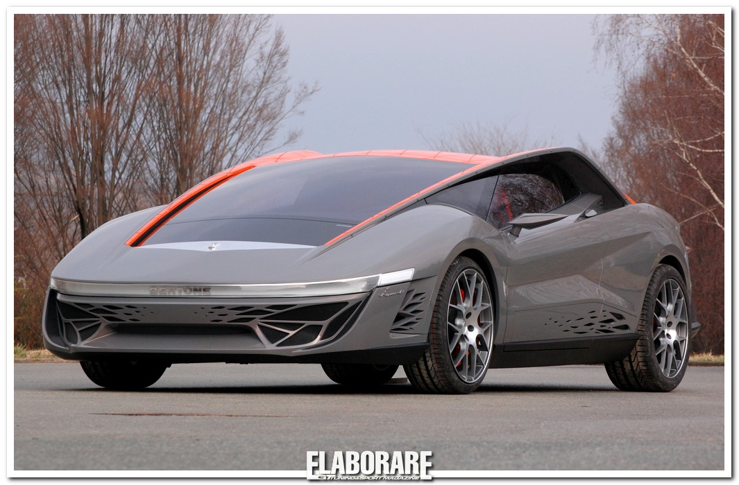 Photo of 100 ANNI DI CAR DESIGN by Bertone