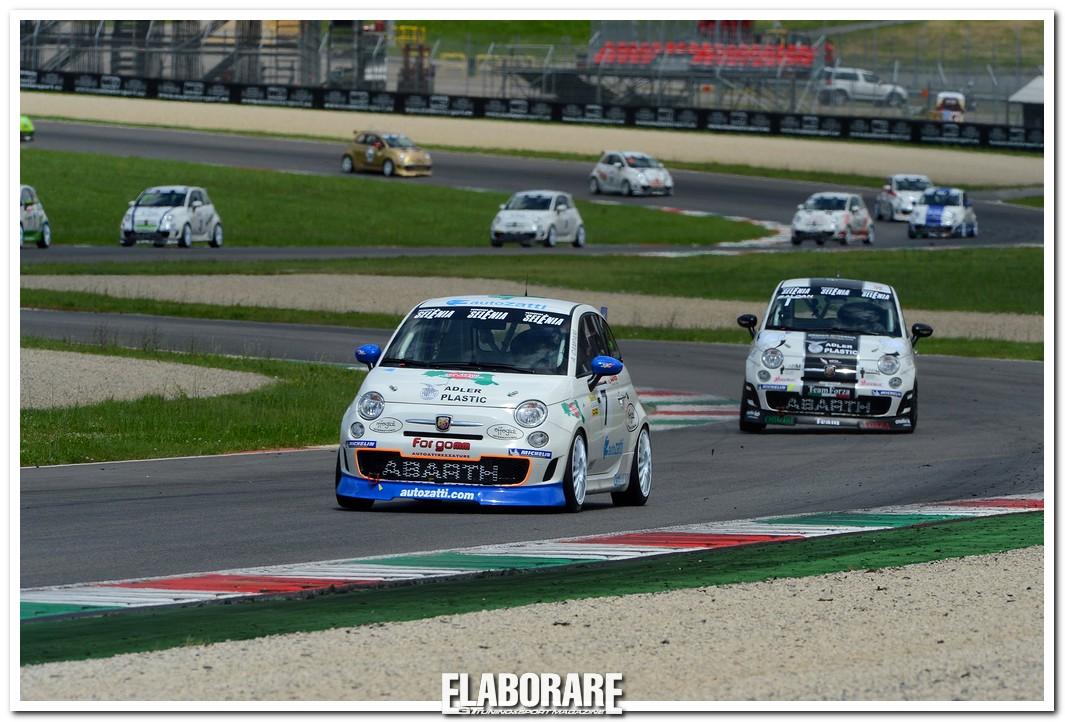 Photo of Trofeo Abarth Selenia Europe e Italia al Mugello