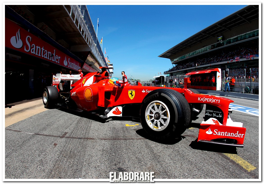 Photo of La Scuderia Ferrari sceglie le ruote OZ