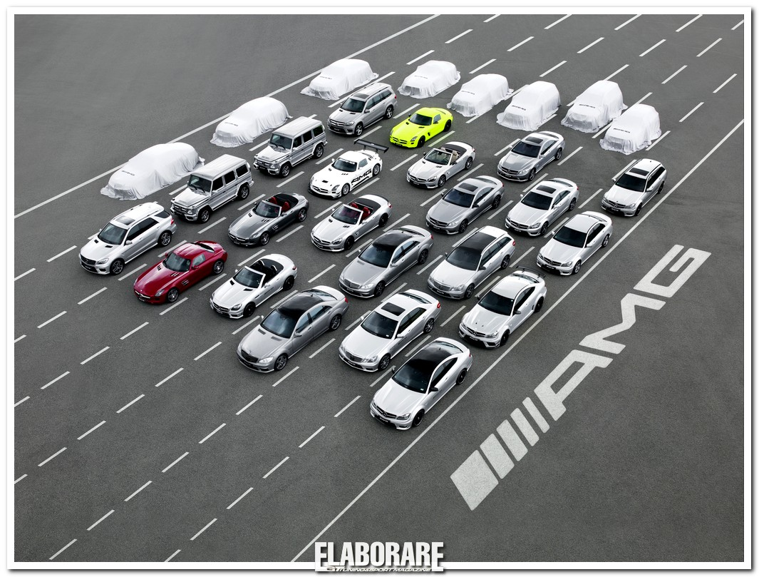 Photo of Mercedes-Benz AMG compie 45 anni