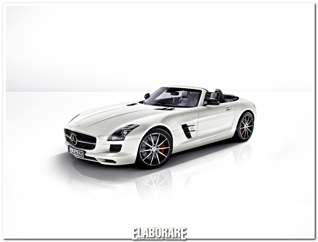 Mercedes-Benz SLS AMG GT Superlativa