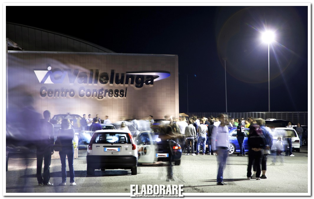Photo of Tuning Night a Vallelunga