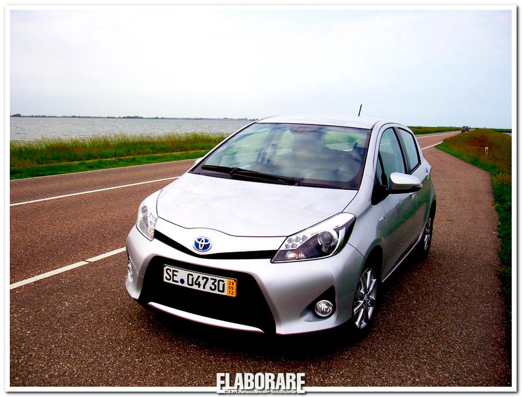 Photo of Nuova Yaris Hybrid