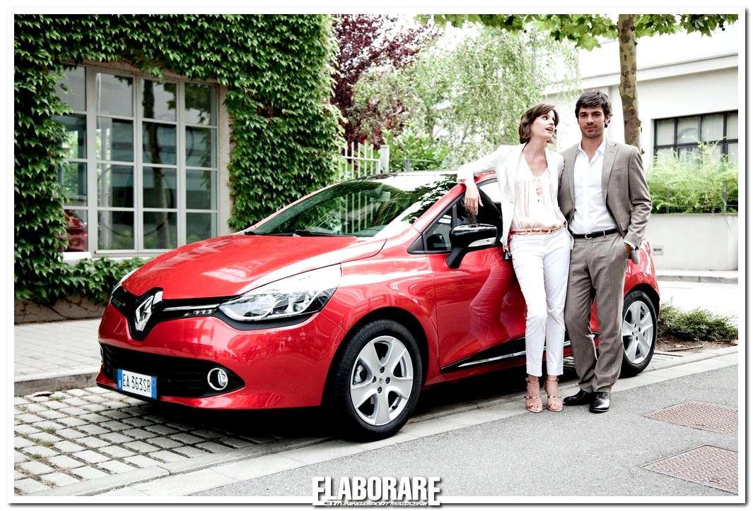 Photo of Nuova Renault Clio in un serial d'autore