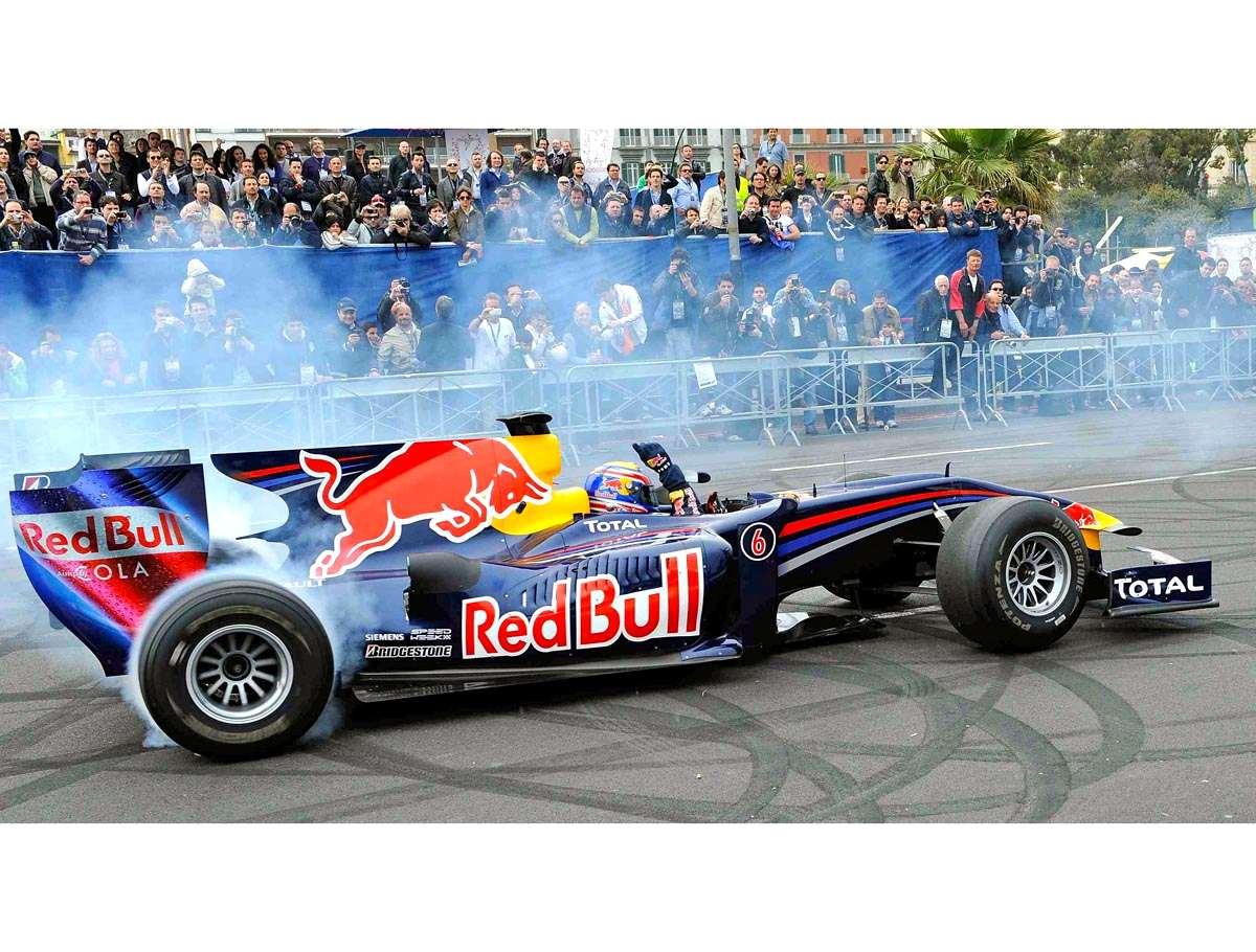 Photo of Formula 1 Silverstone vince Webber