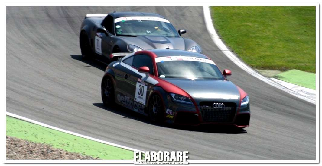 Photo of Trionfo della OETTINGER TTRS-R a Hockenheim