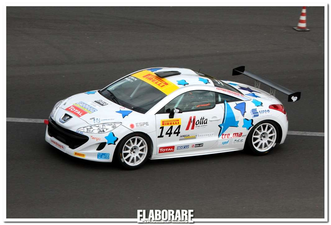 Photo of Trofeo RCZ Racing Cup Italia a Misano
