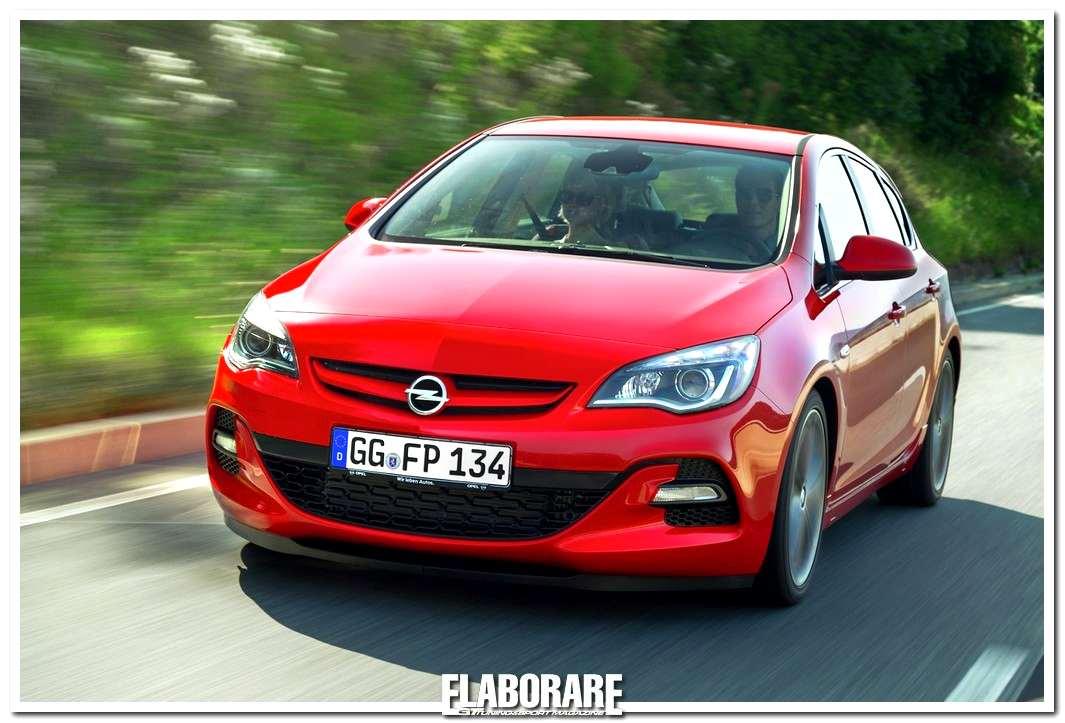 Photo of Opel Astra BiTurbo