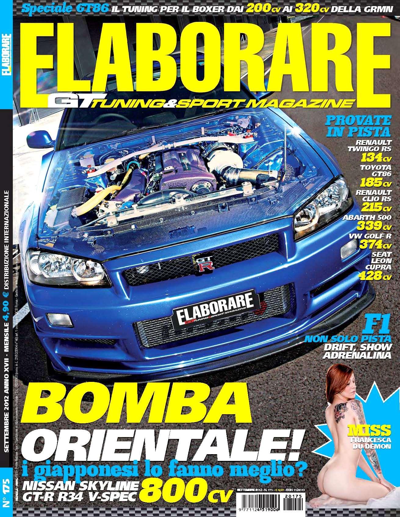 Photo of Elaborare 175 settembre 2012