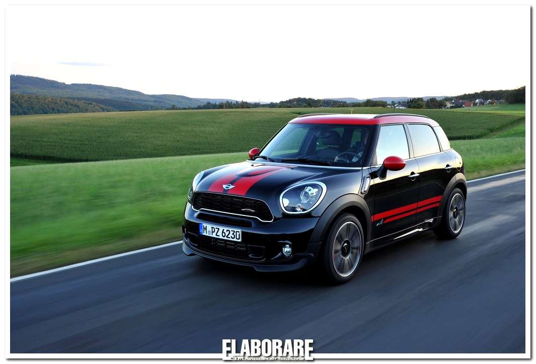 Photo of MINI Countryman a trazione integrale