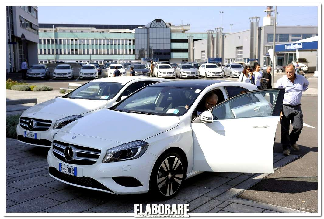 Photo of Mercedes, nuova Classe A tutto gas!