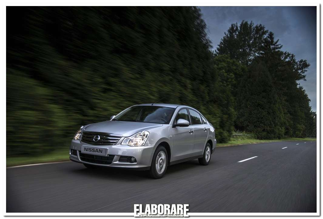Photo of Nissan Almera