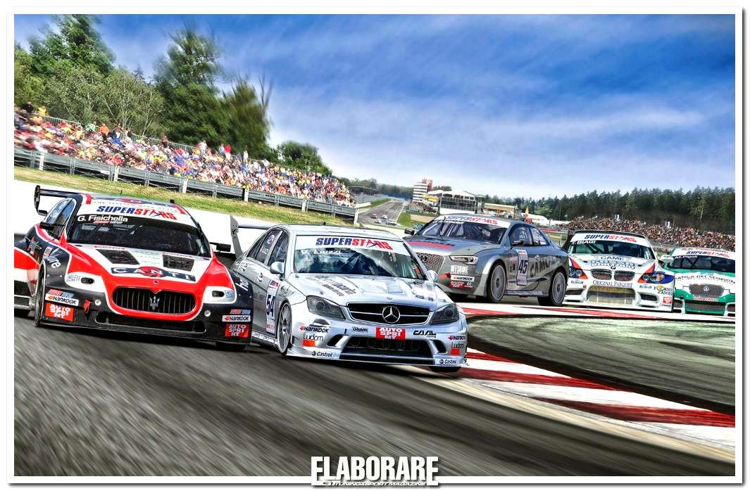 Photo of Fisichella a Vallelunga per la Superstars