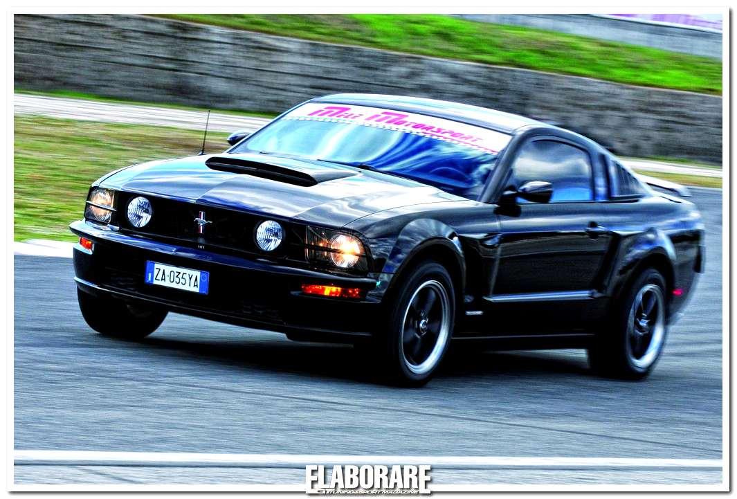 Photo of Ford Mustang by Mele Motorsport