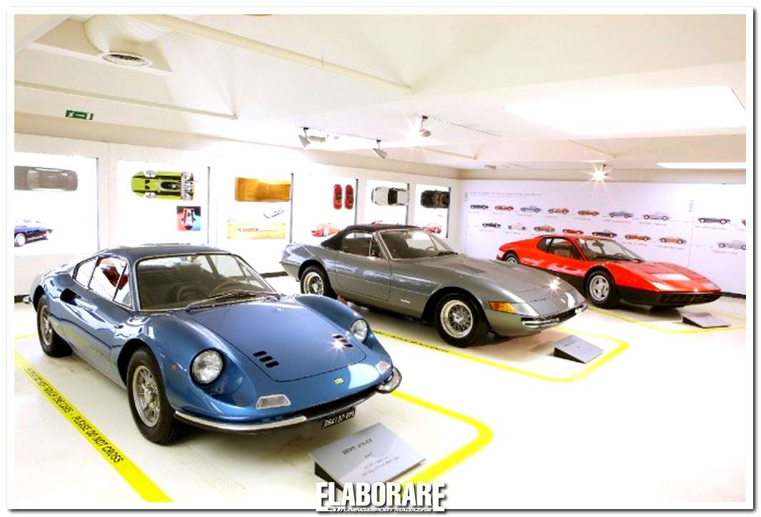 Photo of Il Museo Ferrari ricorda Pininfarina