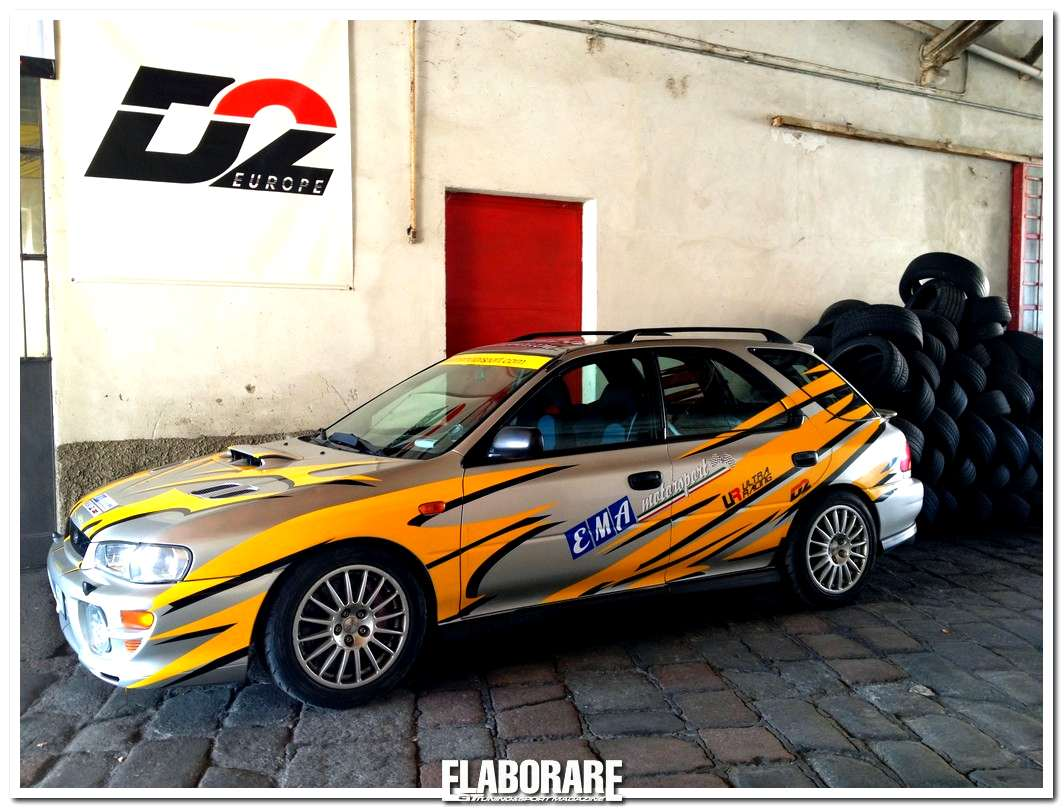 Photo of Subaru Impreza GT AWD elaborazione Ema Motorsport