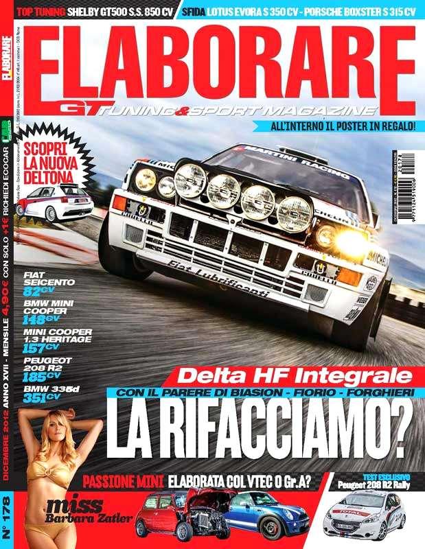 Photo of Elaborare 178 Dicembre 2012