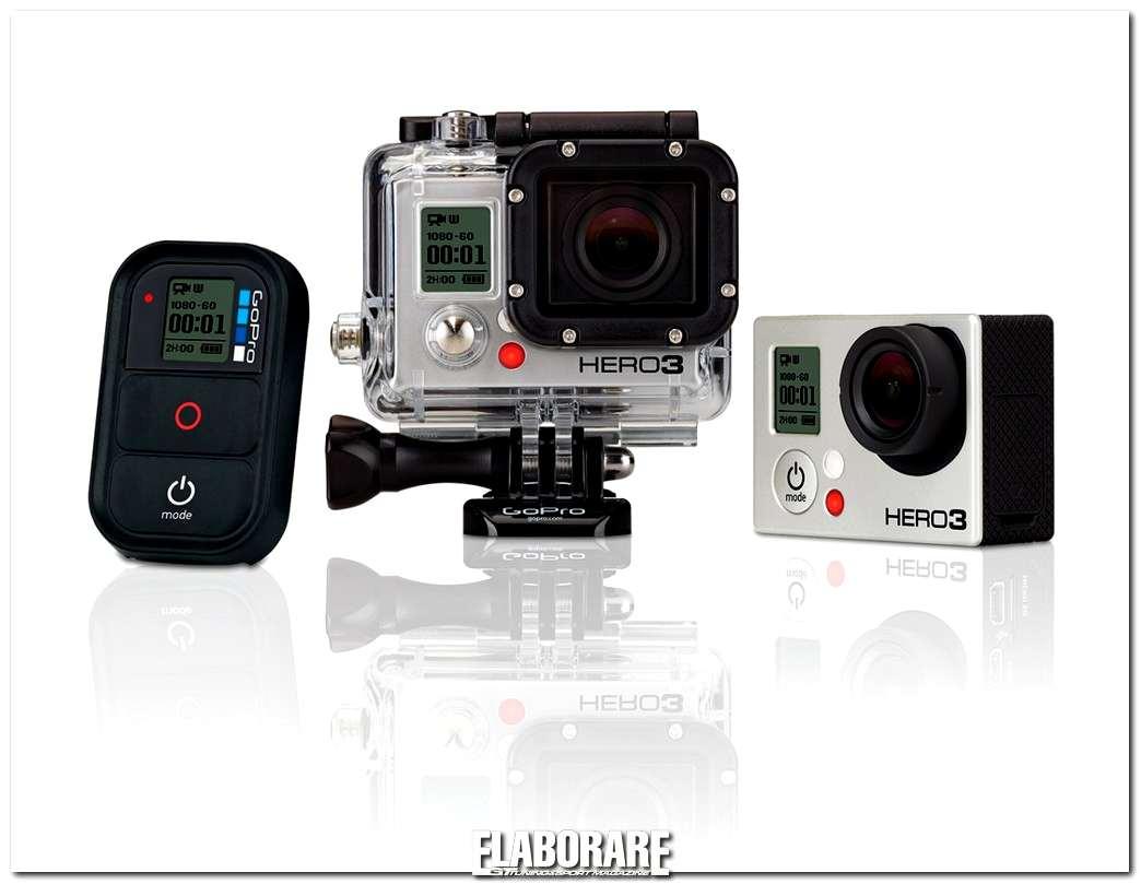 Videocamera GoPro Hero 3