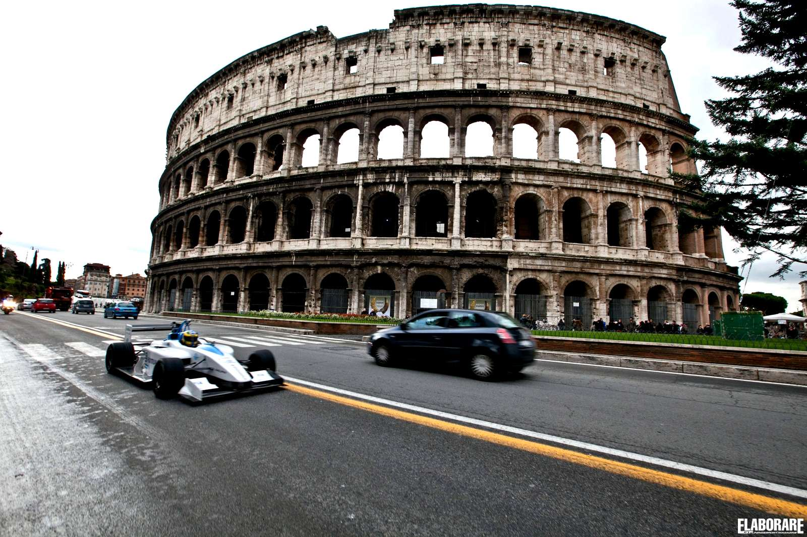 Photo of Formula E FIA a Roma