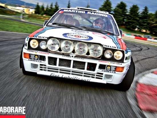 Lancia Delta Poster Elaborare 178