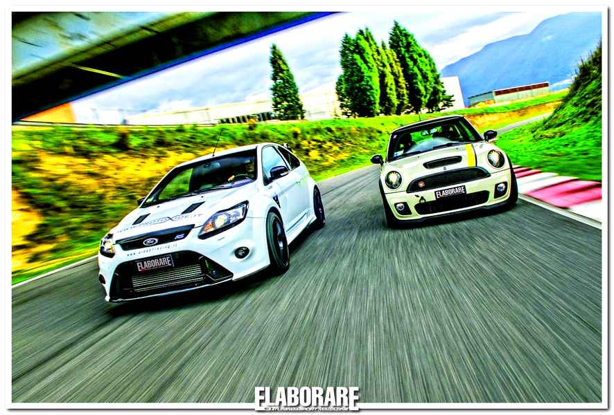 Photo of Tuning contro tuning Ford contro Mini