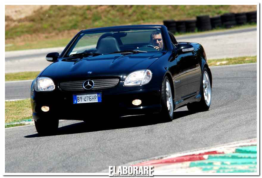 Mercedes-Benz SLK AMG by Alex Ecutronic
