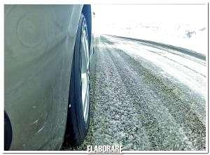Test pneumatici invernali