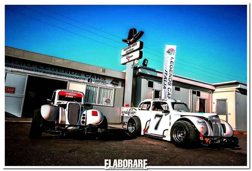 Legend cars americane