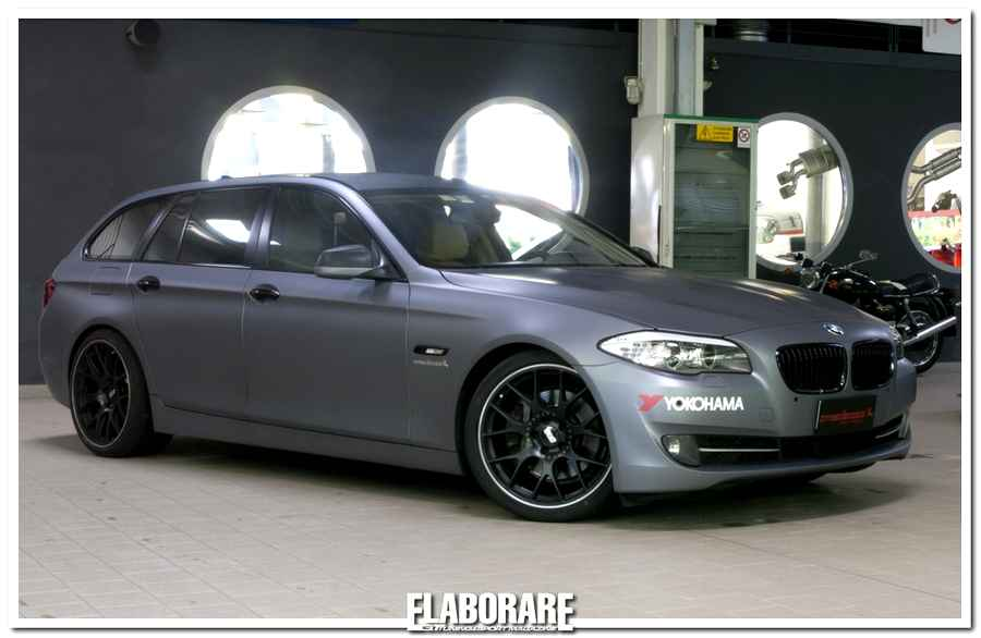 BMW 530d My 2011 by Romeo Ferraris