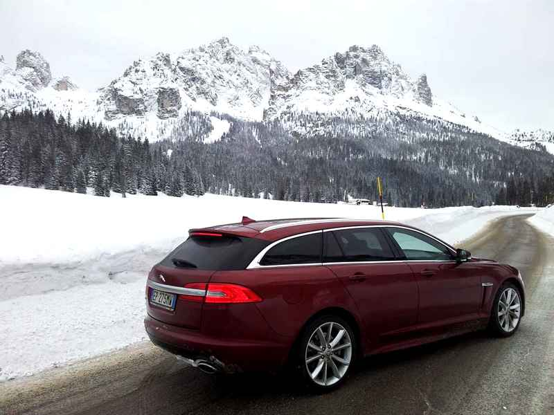 Photo of Primo contatto con la Jaguar XF Sportbrake