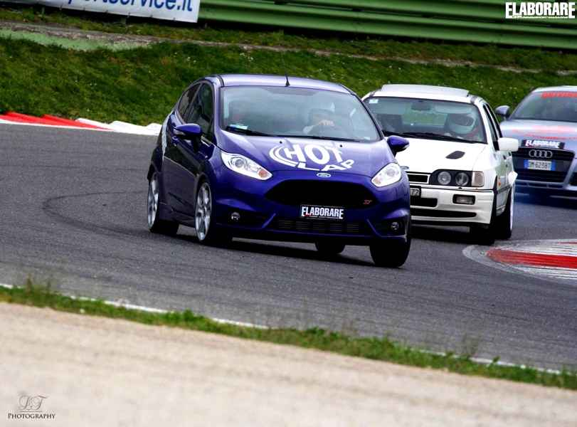 Photo of Fiesta ST debutto in pista