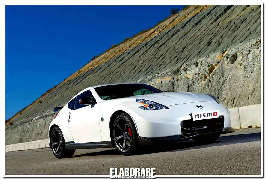 Photo of Bridgestone equipaggia la Nissan 370Z Nismo