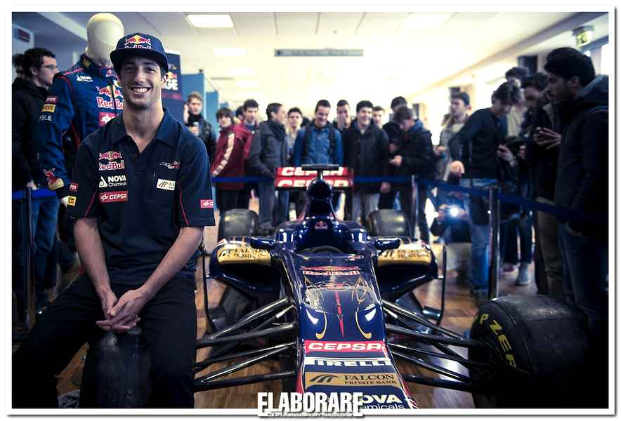 Photo of La Formula 1 sale in cattedra