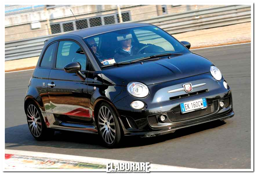 Photo of 500 Abarth elaborazione Magneti Marelli