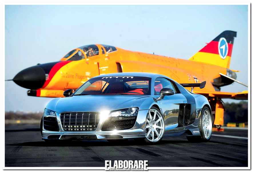 Photo of Audi R8 V10 by MTM