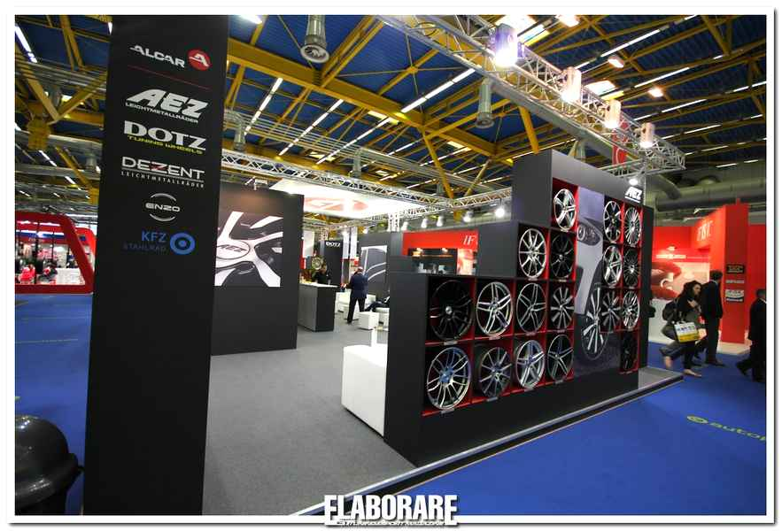 Photo of Alcar all'Autopromotec 2013