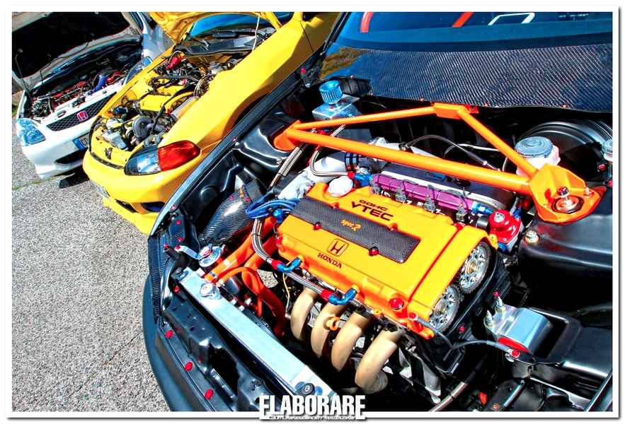 Photo of HONDA VTEC elaborazione top